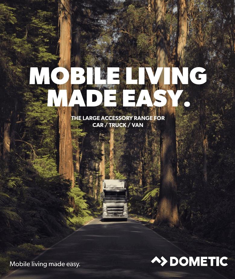 Dometic Car/Van/Truck Catalog 2018