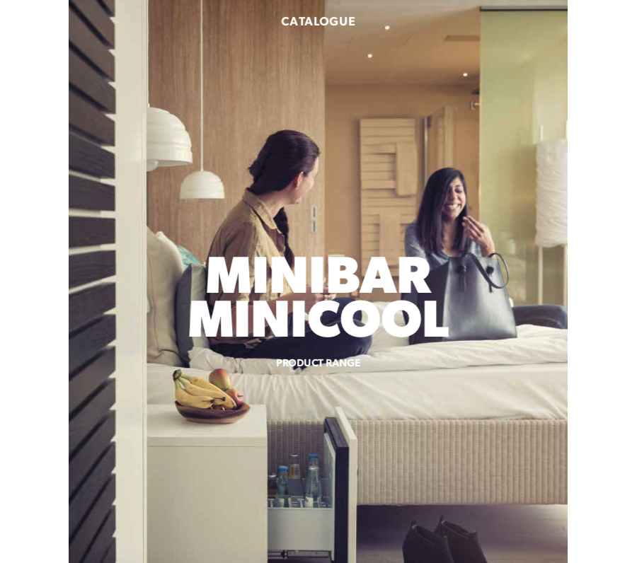 Dometic Mini Bar Catalog spec sheet